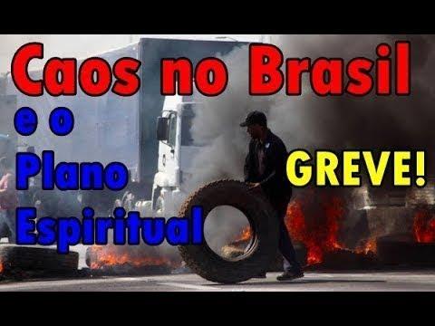 Caos no Brasil e o Plano Espiritual by Ricardo Minarro