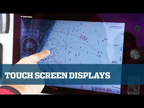 Marine Electronics Touch Screen Displays - Florida Sport Fishing TV