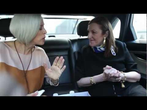 Glenda Bailey of Harper's Baazar | Cadillac Confessionals | Ep. 5