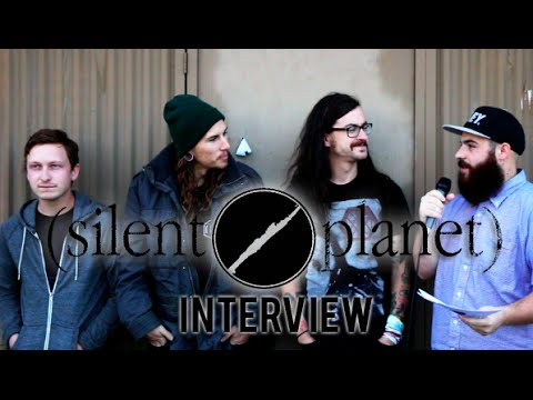 Silent Planet Interview | Solid State | Christian Lyrics | Sunflowers