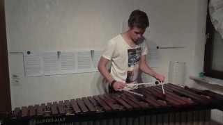 Ghanaia - Matthias Schmitt  ||  Marimba Solo