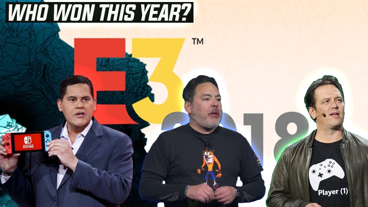 The Results Are In And The Winner Of E3 2018 Is Youtube