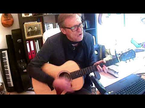 """""""In The Year 2525"""" - Zager & Evans - Acoustic Guitar Unplugged - Chords & Lyrics in Description"""