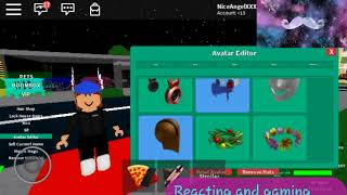 Playing ROBLOX with garrylee8 and TangyVader463