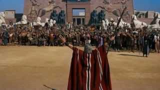 The Ten Commandments Blu-Ray - Official® Trailer [HD]