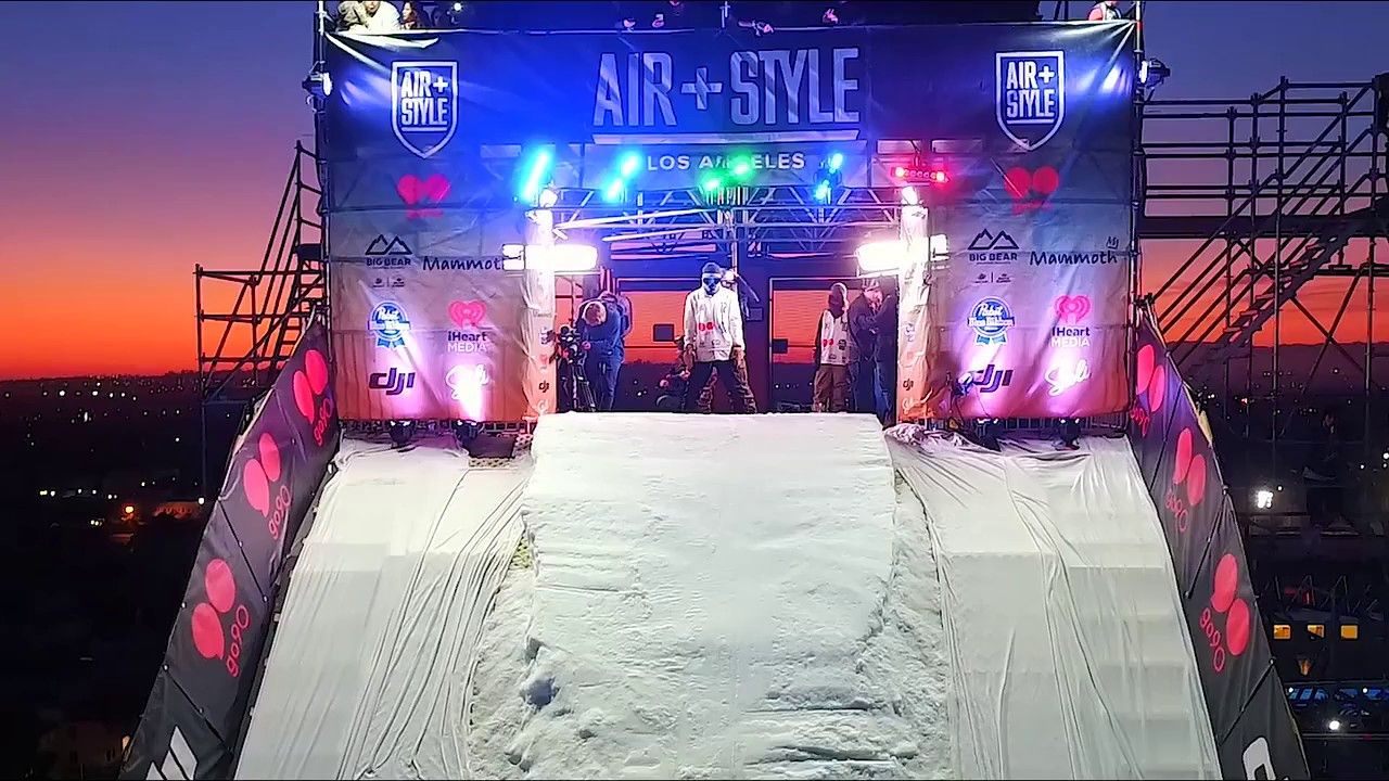 AIR + STYLE LA 2017