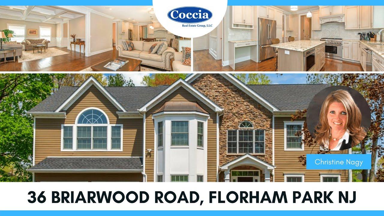 36 Briarwood Road   Homes for Sale Florham Park NJ   Morris County