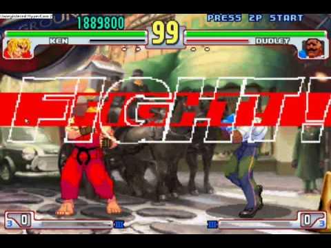 streetfighter 3 third strike hacked
