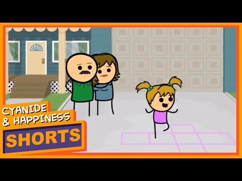 Step on a Crack - Cyanide & Happiness Shorts