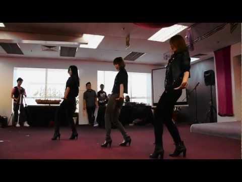 120519 Alfa International College Kpop Dance