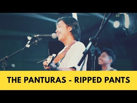 The Panturas - Ripped Pants Live At Time To Fest