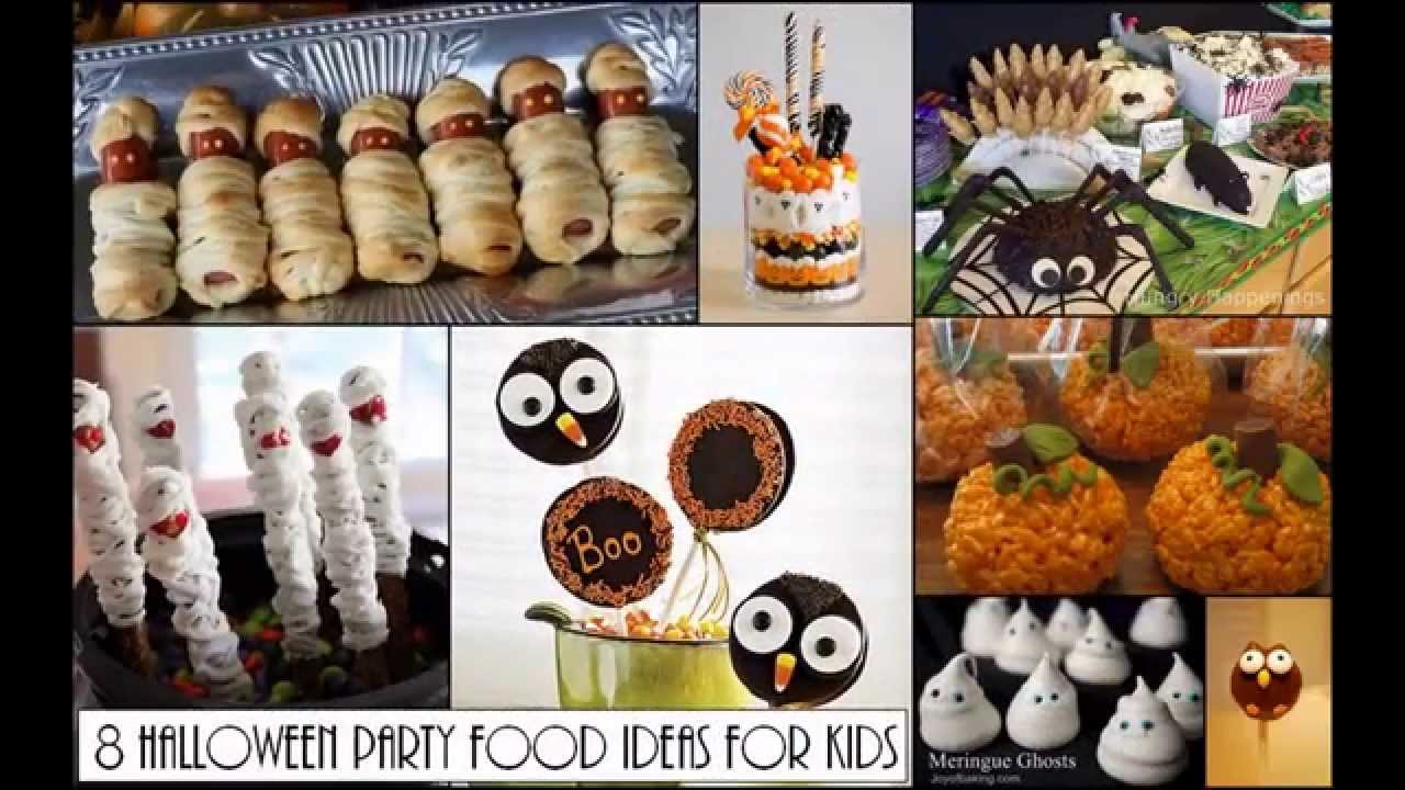 Creative Food Ideas For Kids Birthday Party