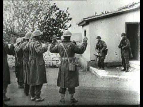 German Paratroopers Fallschrimjager Assault Batallion Koch