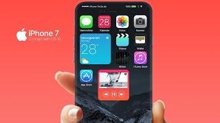 شاهد بالفيديو تصميم هاتف ابل الجديد iPhone 7