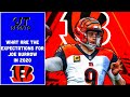 Realistic Expectations For Joe Burrow And The Cincinnati Bengals In 2020 | NFL