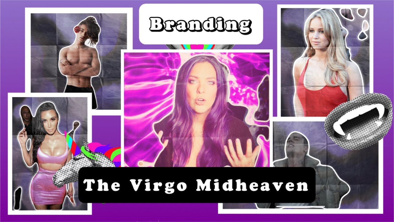 Download The Virgo Midheaven: Curating a Brand with Virgo Energy