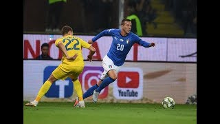 Download Video Highlights: Italia-Ucraina 1-1 (10 ottobre 2018) MP3 3GP MP4