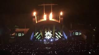 kygo ft will heard nothing left cloud nine world tour 2016