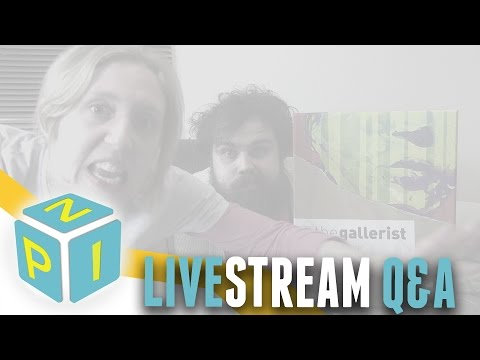 Post Kickstarter Live Stream Q&A