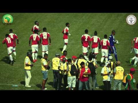 MADAGASCAR 3-2 SAO TOME ET PRINCIPE (26/03/17)