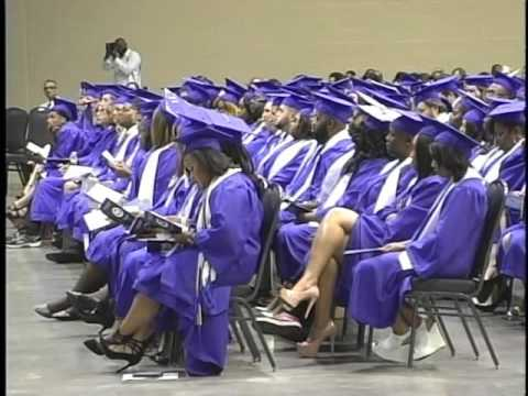 J F Drake State Community and Technical College 2016 Commencement