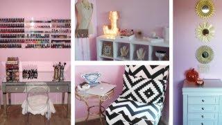 Beauty Room Tour!!!