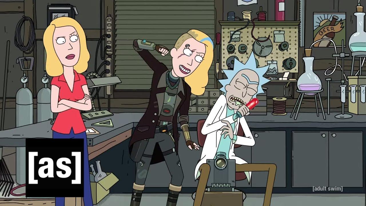 Download Inside the Episode: Star Mort Rickturn of the Jerri | Rick and Morty | adult swim