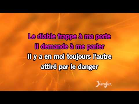 Karaoké Un Ange Frappe à Ma Porte - Natasha St-Pier *