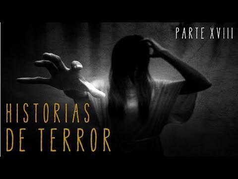 HISTORIAS DE TERROR (RECOPILACIÓN XVIII)