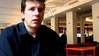 Interview de Sylvain Morizet, compositeur et orchestrateur de musique de film