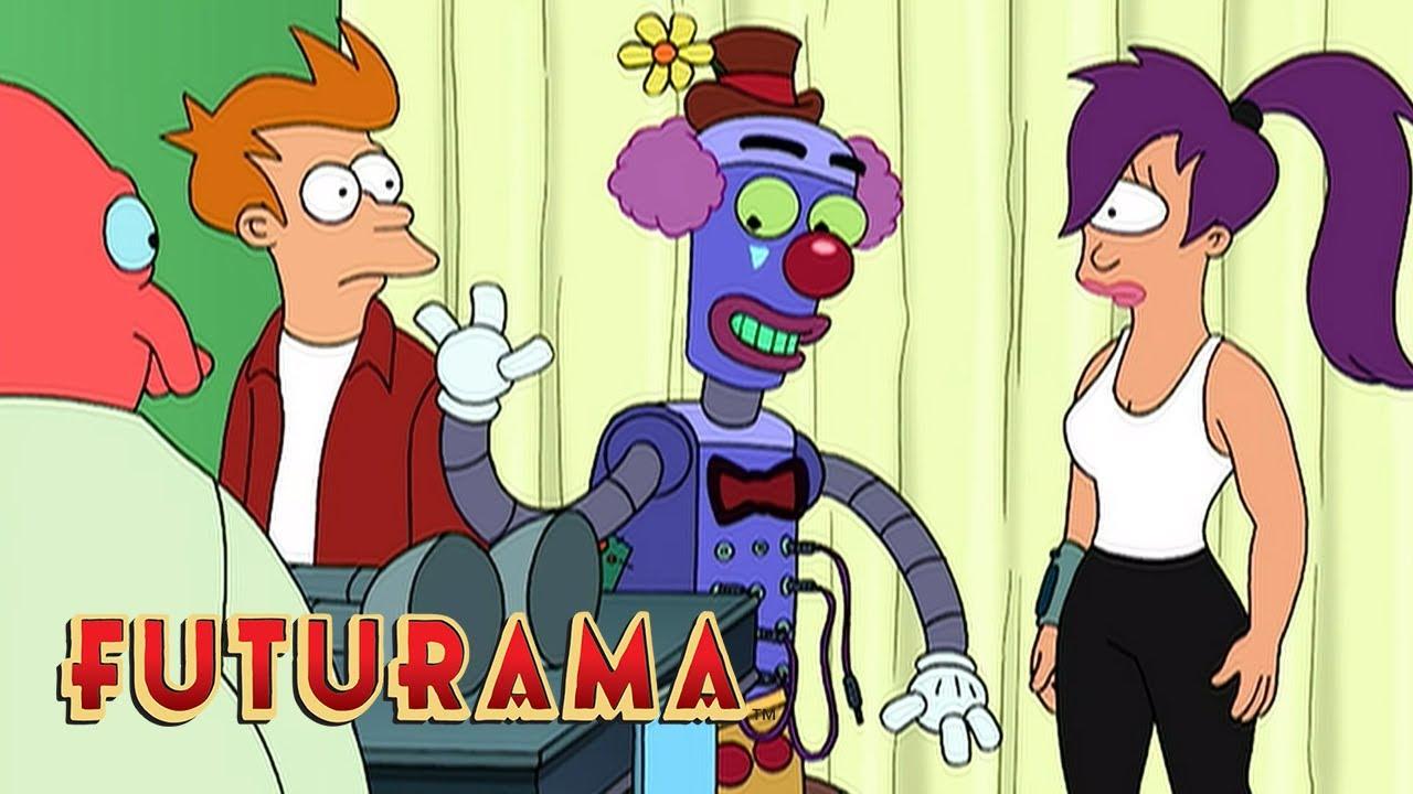 Download FUTURAMA | Season 3, Episode 13: Bender's Prognosis | SYFY