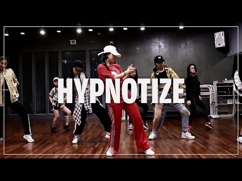 The Notorious B.I.G. - Hypnotize | Qoo Choreography