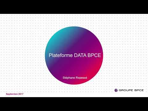 La Plateforme DATA du Groupe BPCE