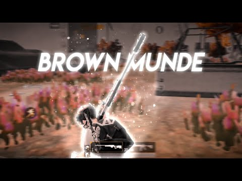 brown-munde⚡⚡⚡-pubgmobile-montage-//-four-finger-full-gyro-//-realme-5