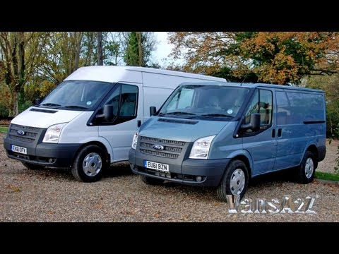 Ford Transit Review & Buyers' Guide 2012