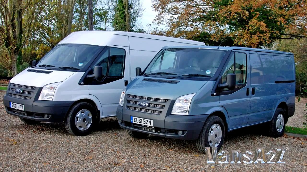 Ford transit review buyers guide 2012