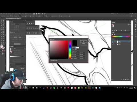 SwiftySpade: Adobe Illustrator-Making a Deer