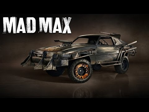 Mad Max - The Ripper FREE ROAM (Pre Order Bonus DLC) Gameplay