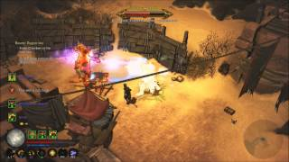 Diablo 3 PS4 HACKED WEAPON??? 12 Million Damage, Powerful Character