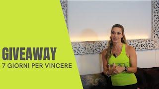 Jill Cooper - Il primo Giveaway 7 giorni per vincere!