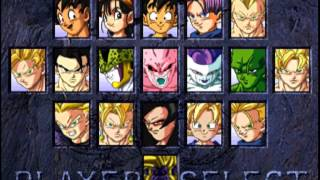 Dragon Ball Gt Final Bout All Characters Theme.mp3