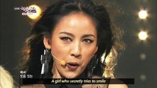 Video Lee Hyori - Bad Girls (2013.06.15) [Music Bank w/ Eng Lyrics] download MP3, 3GP, MP4, WEBM, AVI, FLV Juli 2018