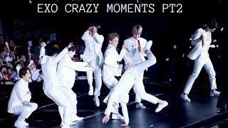 EXO Crazy Moments😂 (Pt2)