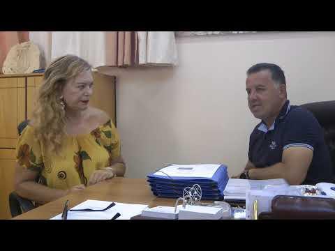 Ο Μ.Ρήγας για αποχέτευση σε Βοθύνους-Βλυχάδια, για 5 νέες γεωτρήσεις και για αφαλατώσεις