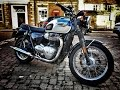 2017 Triumph Bonneville T100 Review