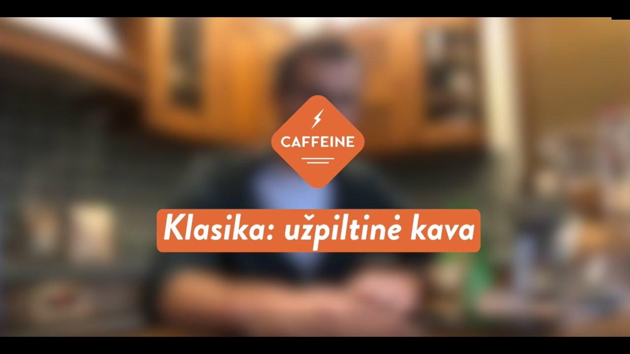 Lieknėja kava