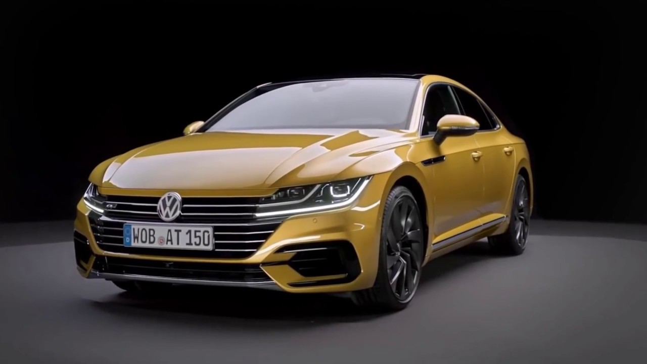 volkswagen arteon exterior and interior 2017 youtube. Black Bedroom Furniture Sets. Home Design Ideas