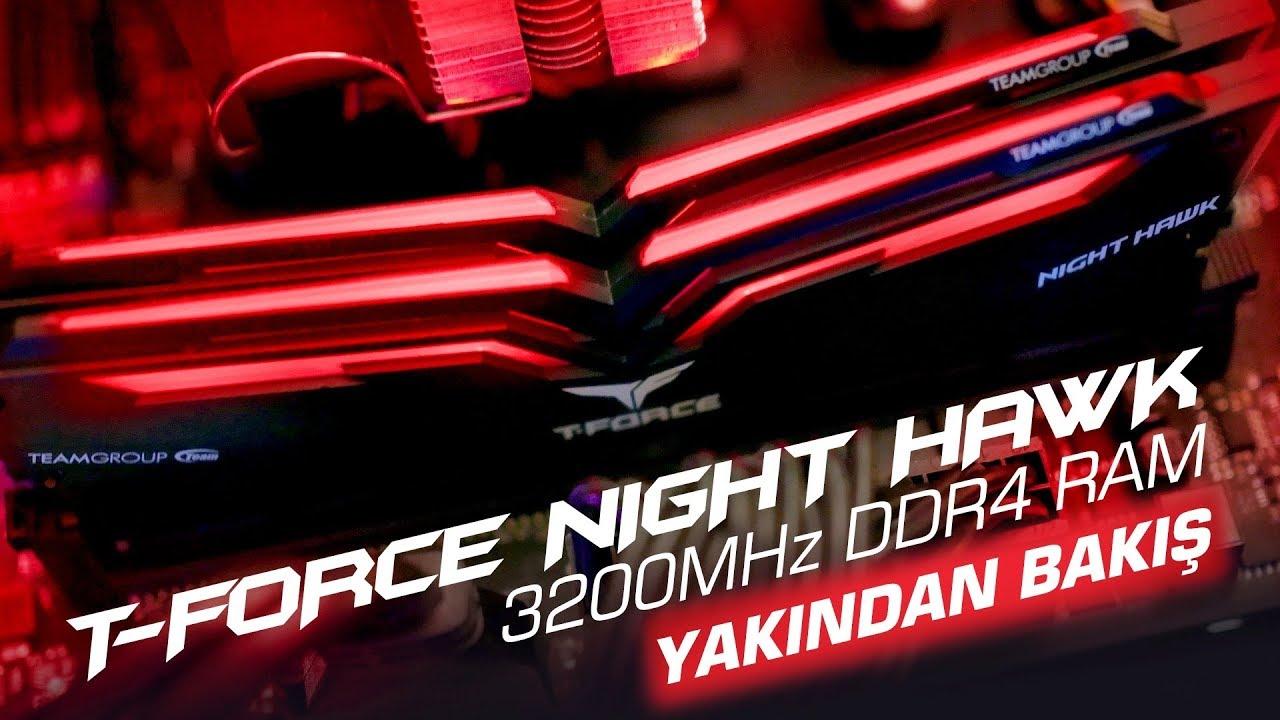 Team Night Hawk Ddr4 3000mhz 16g8gx2 Cl16 Red Led Corsair Vengeance Pc25600 32gb 2x16gb Cmu32gx4m2c3200c16r 3200mhz 16gb Ledli Dual Kit Yakndan Bak