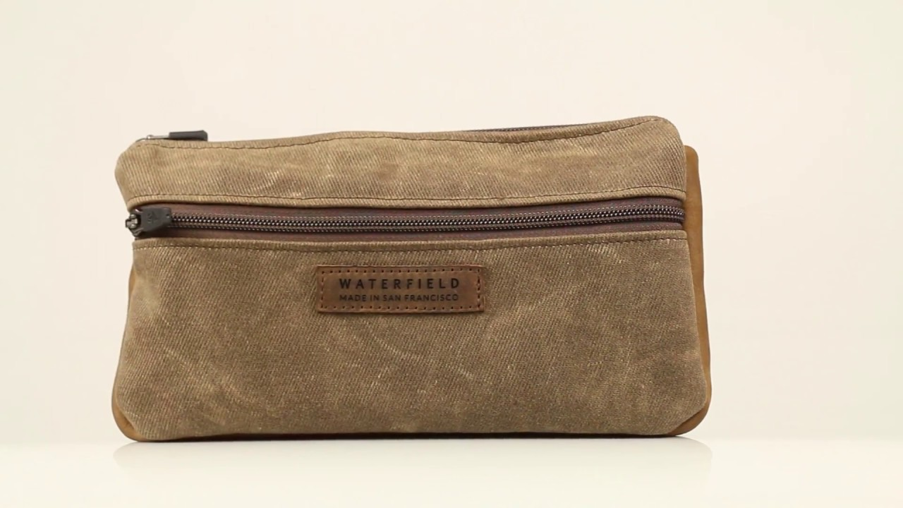 Padded Gear Pouch Quick Look by WaterField Designs - YouTube d6249a7fd3