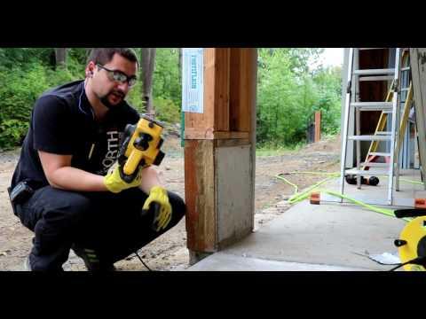 How to Installing Exterior trim #23 Doing It Dans Way